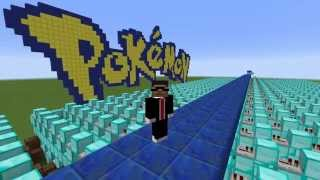 oltre i cieli dell avventura sigla dei pokemon minecraft note block song