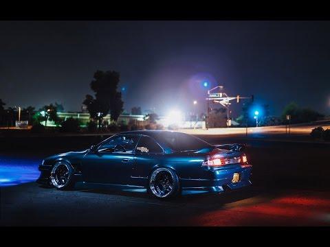 Compilation illegal street drift Japan