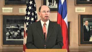 Embajador Alejandro Wolff en Chile