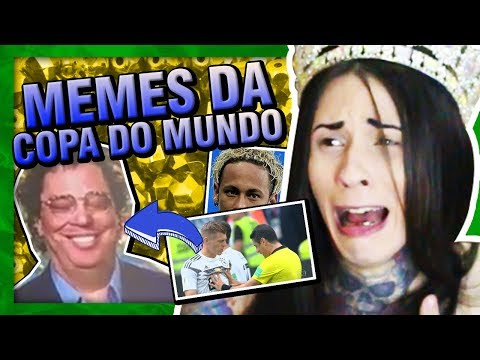 Os Melhores Memes Da Copa Do Mundo 2018 Youtube