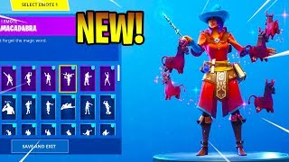 *NEW* ELMIRA Skin Showcase With Dance Emotes! Fortnite Battle Royale