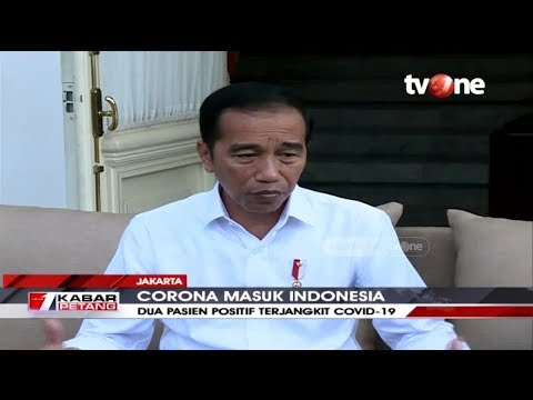 Presiden Jokowi Optimis Kasus Corona Di Indonesia Bisa Diatasi | TvOne