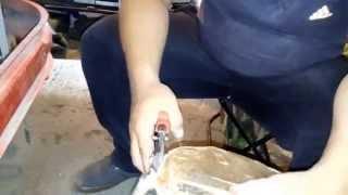 видео Реснички на фары своими руками