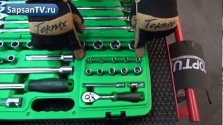 Обзор моего набора инструментов TOPTUL