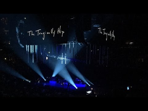Tragically Hip - Aug 10, 2016 - ACC - Toronto - Grace Too, Natuical Disaster, Bobcaygeon, Poets