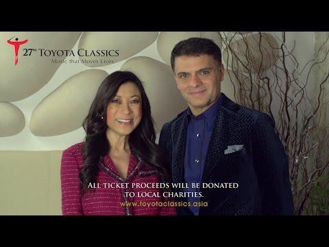 Toyota Classics 2016 - Charity Concert Tour