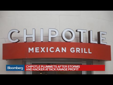 Hurricanes and Hacker Attack Hammer Chipotle Earnings