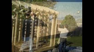 How to build a shed tutorial - Longer Ve...