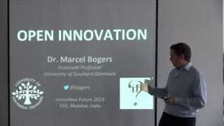 Lecture on Open Innovation - Marcel Bogers - Innovation Forum 2013 thumbnail