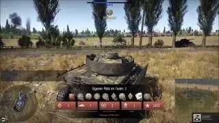 Repeat youtube video War Thunder bisschen 5,7 Panzer