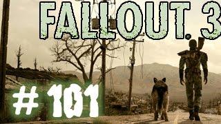 Fallout 3. Прохождение 101 - Убежища 106 и 108.