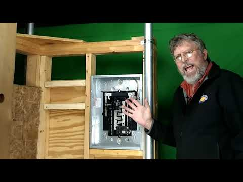 Hooking up Solar PV to a Circuit Breaker Panel