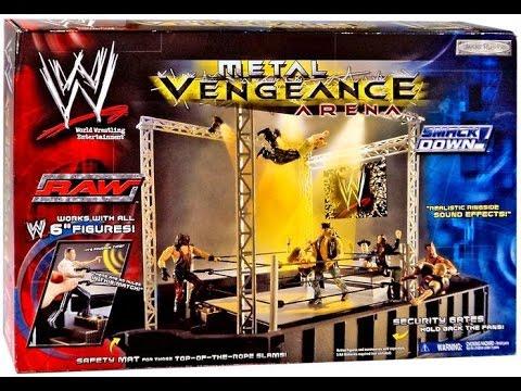 WWE METAL VENGEANCE FULL SHOW