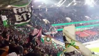 HANNOVER 96 gegen Eintracht Frankfurt DFB Pokal 1:2