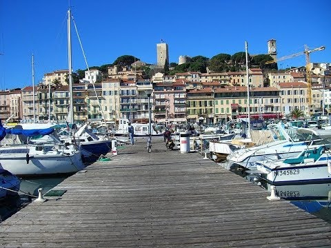 Places to see in ( Cannes - France )