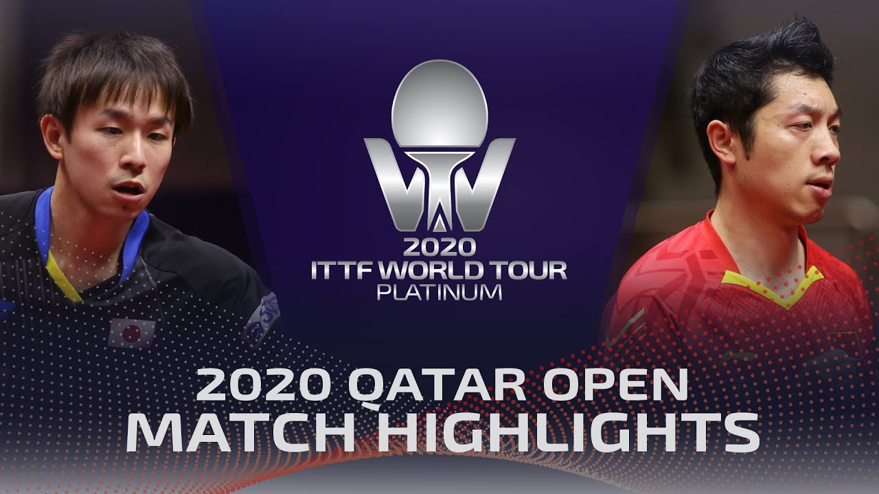 Download Koki Niwa vs Xu Xin | 2020 ITTF Qatar Open Highlights (R16)