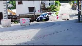 55 Rally Valli Ossolane ps 10 Crodo discesa