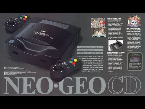 The Story Of SNK And Neo Geo