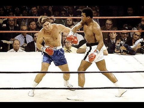 Muhammad Ali vs Jerry Quarry # Highlights # HD