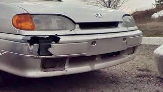 видео Как снять и заменить передний и задний бампер на ВАЗ 2114, 2115