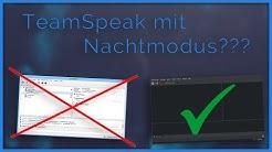 TeamSpeak Nachtmodus/Dark Mode aktivieren | #ventahilft