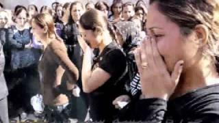 ترنيمة الهي حبيبي بصور من مجزرة كنيسة سيدة النجاة