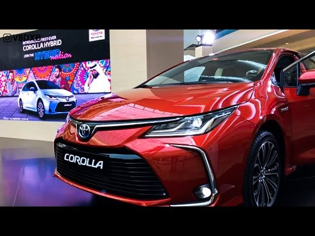 toyota corolla hybrid first look in dubai walkaround and review v8dxb youtube toyota corolla hybrid first look in