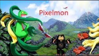 Catching a level 52 pixelmon with a pokeball | Minecraft Pixelmon