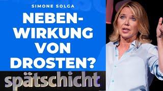 Drosten-Impfung mit Nebenwirkung: Simone Solga träumt von Steinmeier!