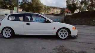 Honda Civic EG6-R CS (B18C) @ Sintra