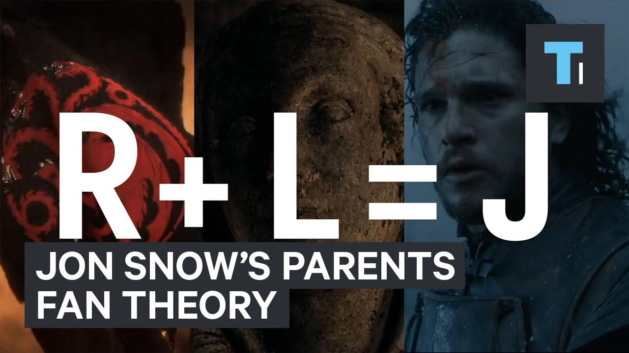 Jon Snow's Parents Fan Theory