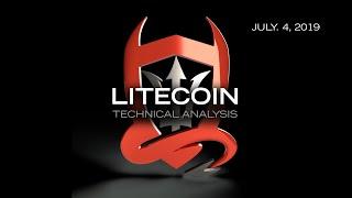 Litecoin Technical Analysis (LTC/USD) : Oh That is Bullish...  [07.04.2019]