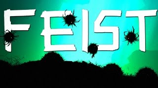 GIANT FURRY SPIDERS = NOPE!! | Feist #2