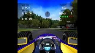 F1 World Grand Prix 2 Sega Dreamcast 60FPS