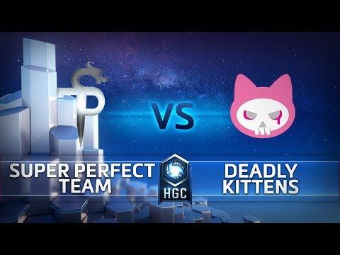Super Perfect Team vs DeadlyKittens vod