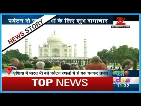 Number of foreign tourist in India increasing despite all neagtive news