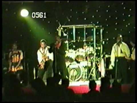EDWIN STAR, BUTLINS BOGNOR REGIS 1992