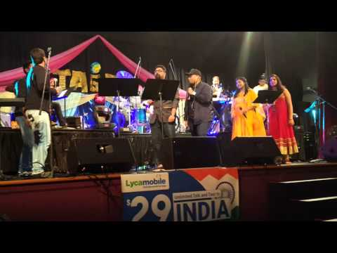 Lechalo song from Bruce Lee -S.S.Thaman first live concert in US- 04/30/2016