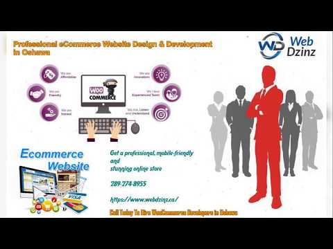 Web Design Oshawa