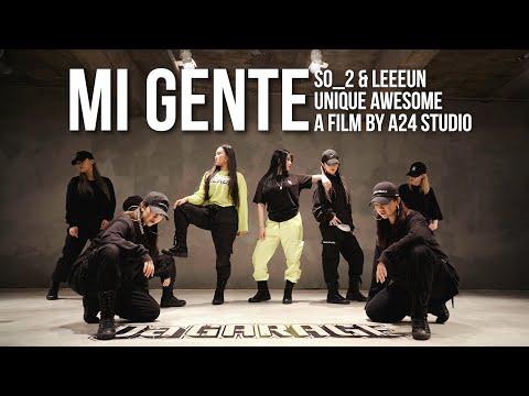 화사 X 청하 - Mi Gente U.A DANCE COVER