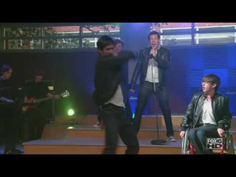 gLee cast - It's my life, Halo! - Girls vs Boys