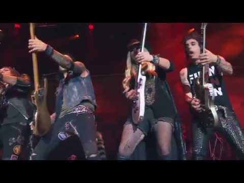 Alice Cooper Band. Orianthi Solo + Glen Sobel Drums solo. Live from Wacken 3 08 2013