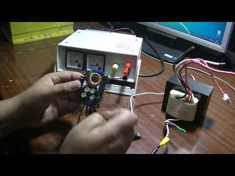 Электронная нагрузка на полевых транзисторах своими руками.
