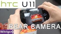 HTC U11 Rear Camera Repair Guide