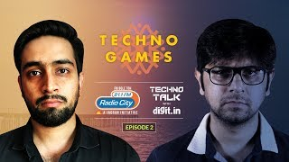 Techno Talk with Digit.in | LG C8 vs Sony A8F OLED TV Comparison | Ep 2 | (Vertical Video)