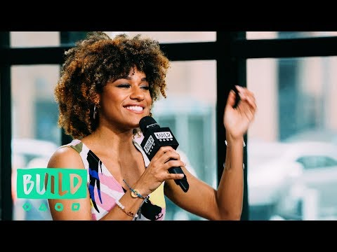 """Ariana DeBose Chats About """"Summer: The Donna Summer Musical"""""""