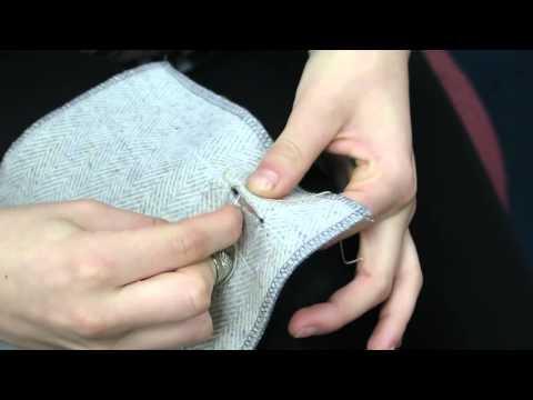 How to make Handmade Button Holes