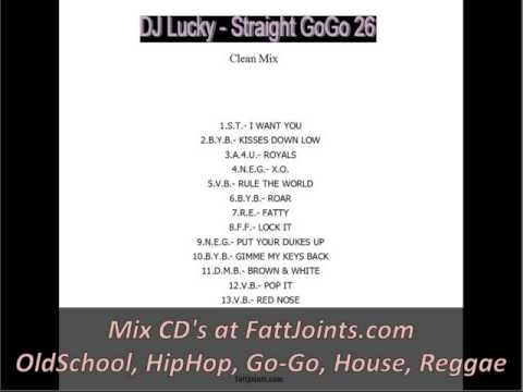 Straight Go-Go #26