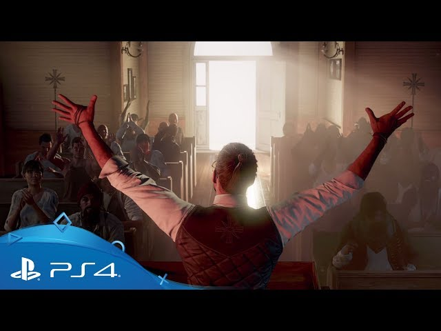 Far Cry 5 | Worldwide Reveal Trailer | PS4