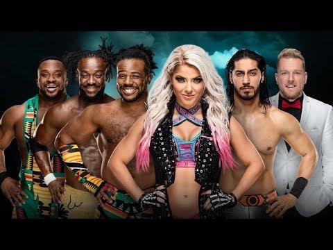 Live WWE Fastlane Watch Along